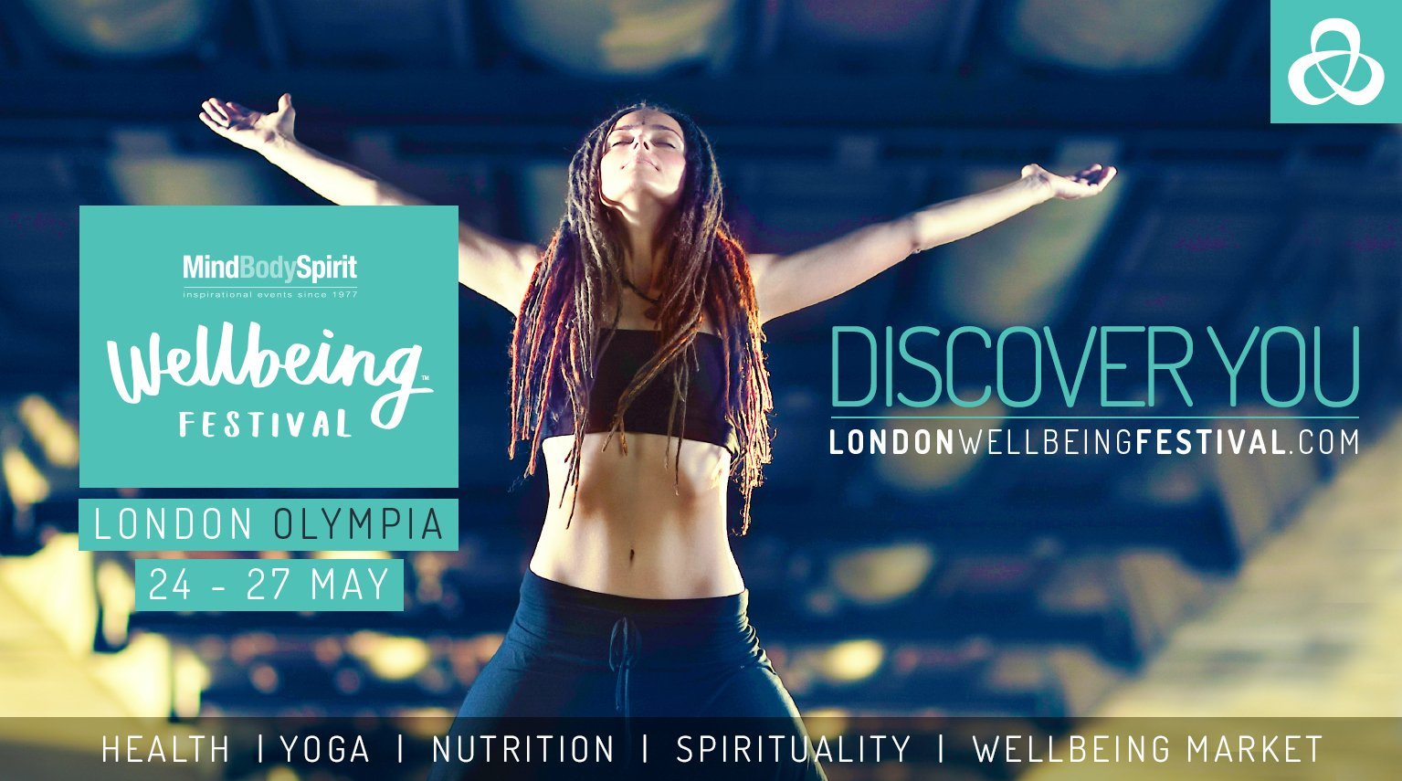 MBS Wellbeing Festival, London