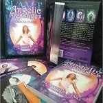 angel, silver, cards, booklet, deck, box, healing
