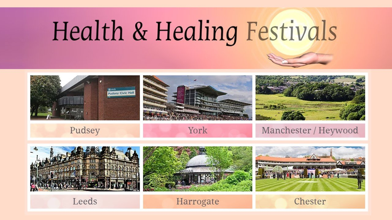 Health & Healing Festival, York